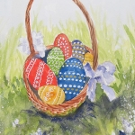 Judith Hoste - Easter Basket